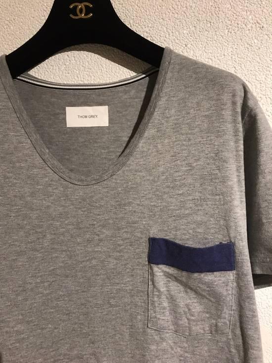 Thom Browne Thom Grey By Thom Browne Tshirt Size US M / EU 48-50 / 2