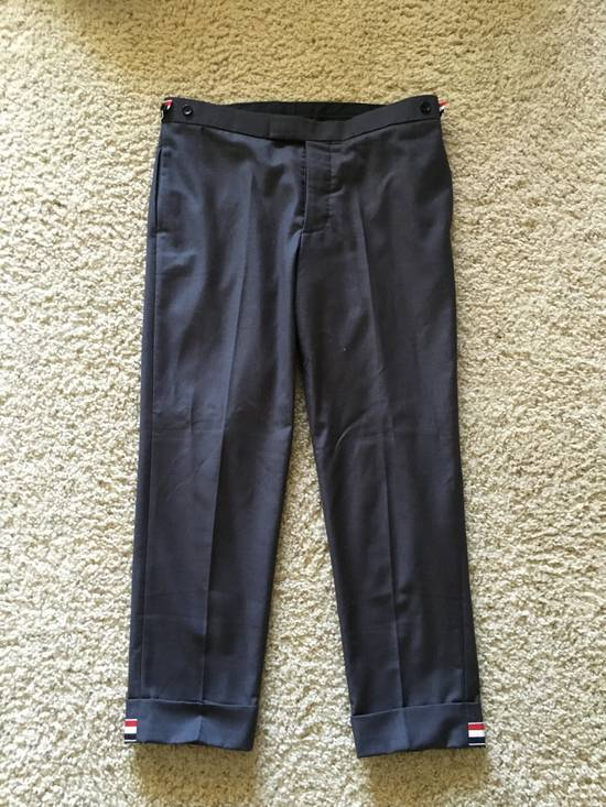 Thom Browne Grey trousers Size US 32 / EU 48