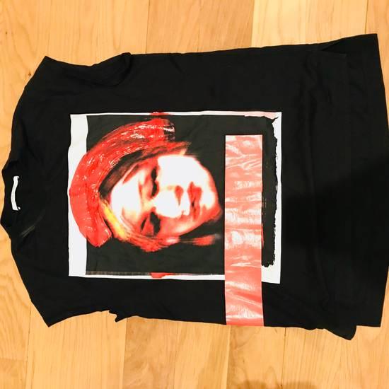 Givenchy Abstract Print T-shirt Size US S / EU 44-46 / 1 - 1