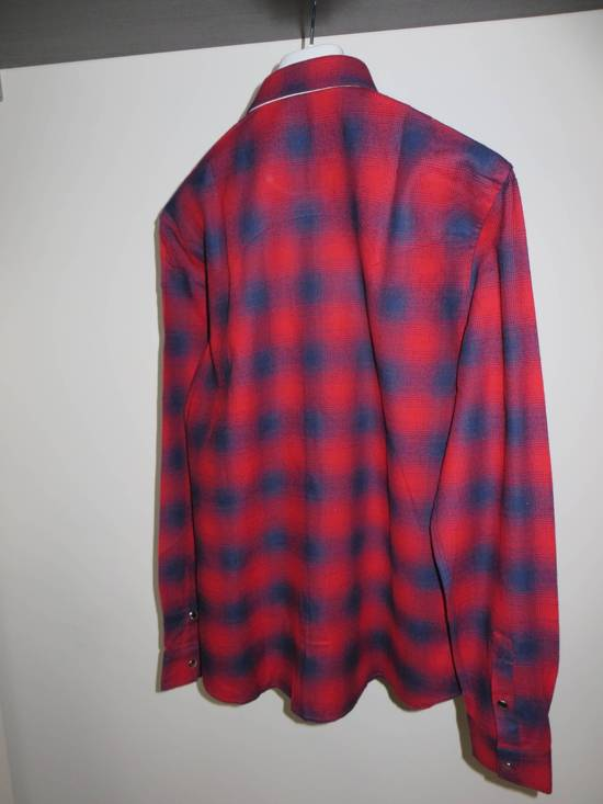 Givenchy Flannel check- shirt Size US L / EU 52-54 / 3 - 9