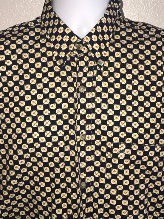 Givenchy Short Sleeve Button Down Shirt Size US L / EU 52-54 / 3 - 1