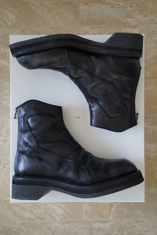 Julius Artisanal Leather Boots Size US 11 / EU 44