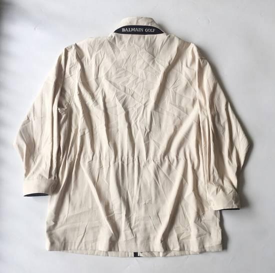 Balmain Vintage Balmain Golf Parka Jacket Size US L / EU 52-54 / 3 - 2