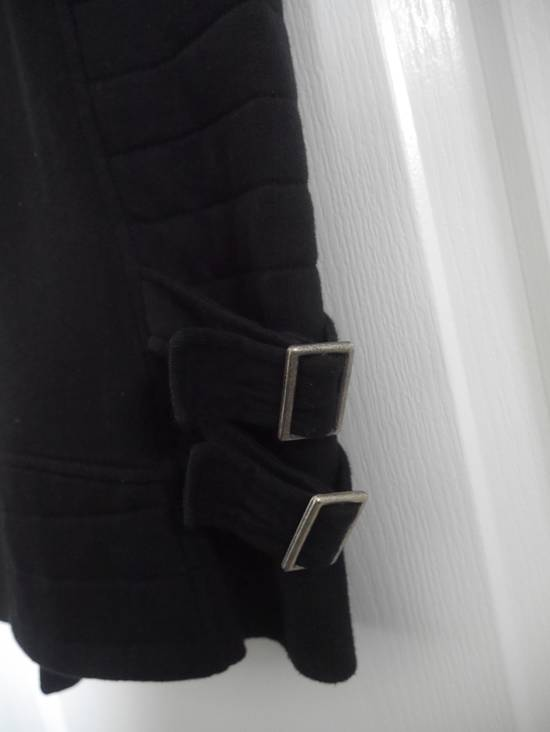 Balmain Black Moto Jersey Vest Size US M / EU 48-50 / 2 - 5