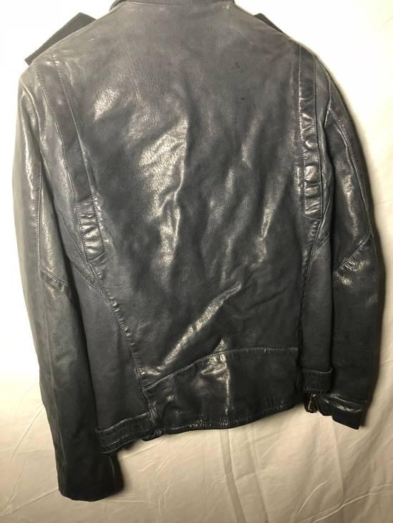 Balmain Sailor's Leather Jacket Size 50 Size US M / EU 48-50 / 2 - 7