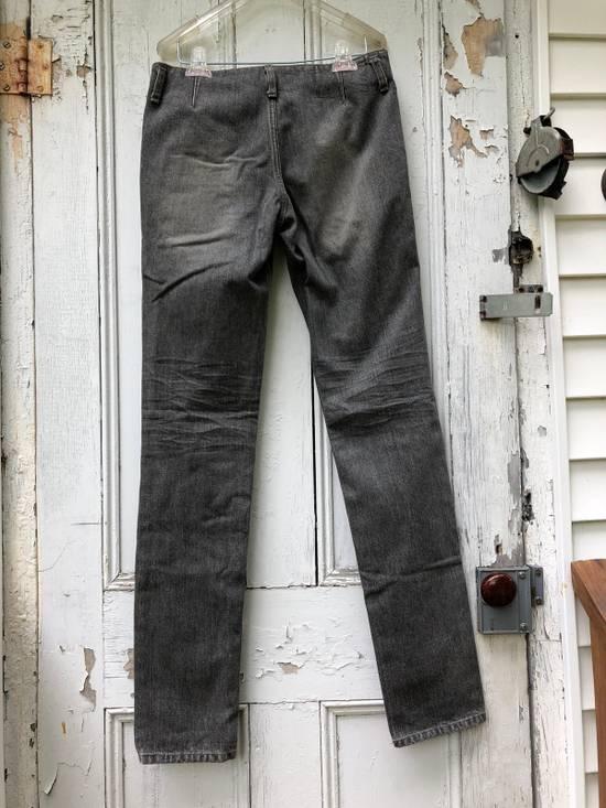 Julius _7 Ss04 Modelcase Sooty Denim Pants Size US 28 / EU 44 - 1