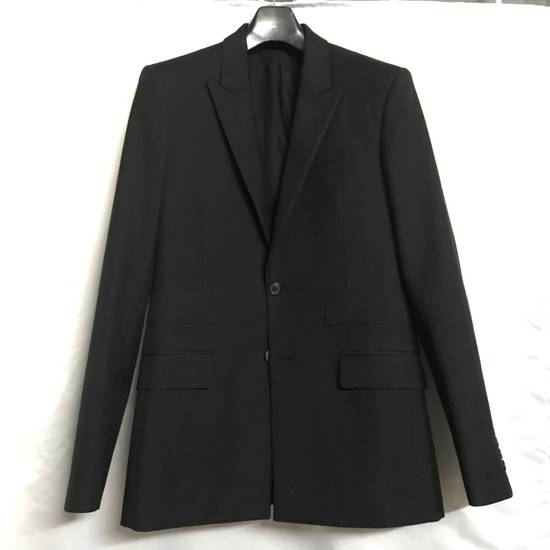 Givenchy SS15 - Single Breasted Blazer with Panel Details Size 46R - 1