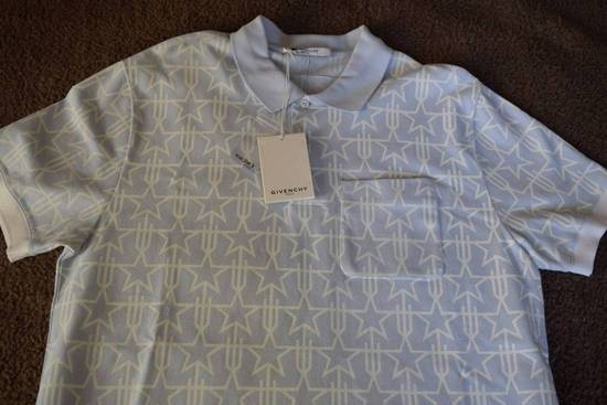 Givenchy Givenchy $650 Authentic Logo Print Polo Size M Columbian Fit Brand New Size US M / EU 48-50 / 2 - 1