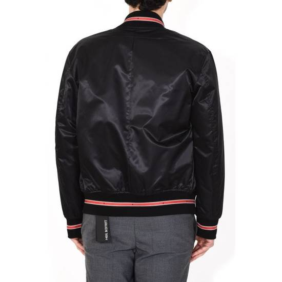 Givenchy CONTRASTED BANDS BOMBER JACKET Size US M / EU 48-50 / 2 - 4