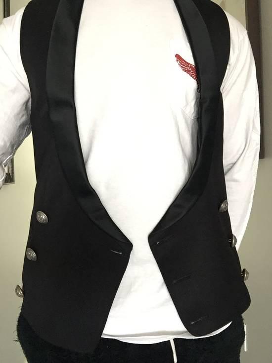 Balmain Balmain tuxedo vest Size US L / EU 52-54 / 3 - 9