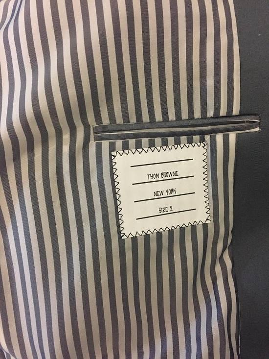 Thom Browne Chesterfield Overcoast Dark Gray Macintosh Size US M / EU 48-50 / 2 - 6