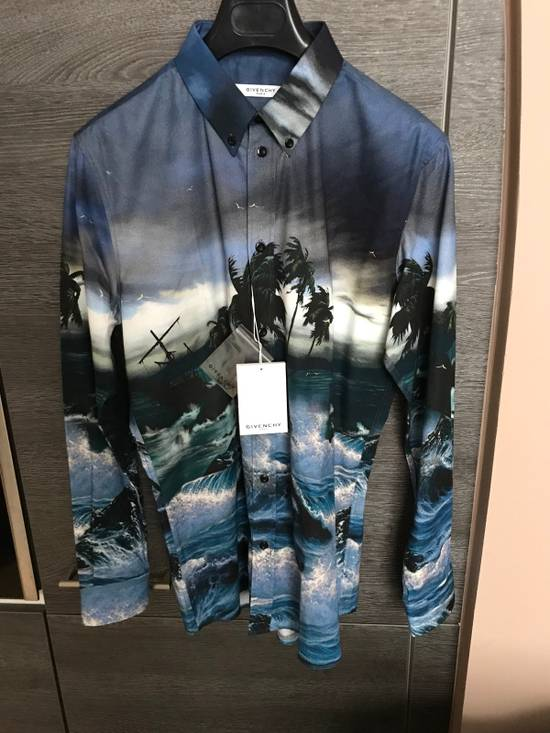 Givenchy Givenchy Shirt Size 40 Contemporary Fit DS Tags Price 578€ Size US L / EU 52-54 / 3 - 9