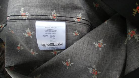 Givenchy Givenchy Floral Print Rottweiler Shark Stars Men's Shirt size 40 (M) Size US M / EU 48-50 / 2 - 9