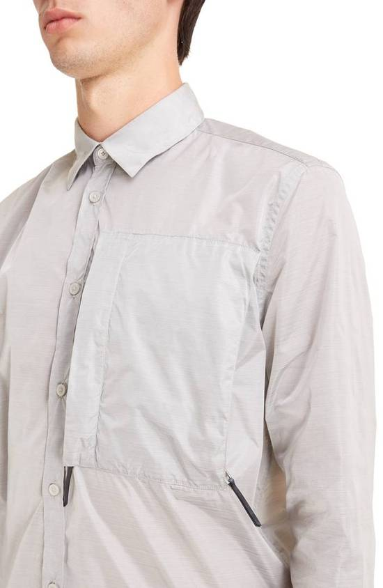 Givenchy Nylon Zipped Pocket Shirt Size US M / EU 48-50 / 2 - 2