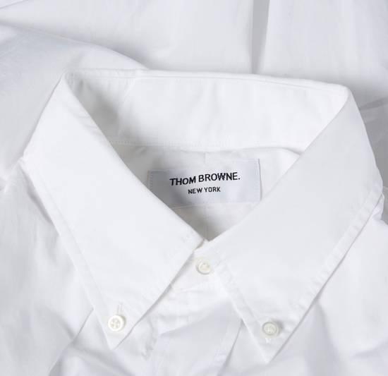 Thom Browne RARE !! Thom Browne X United Arrows Classic Oxford Shirt Size US S / EU 44-46 / 1 - 2