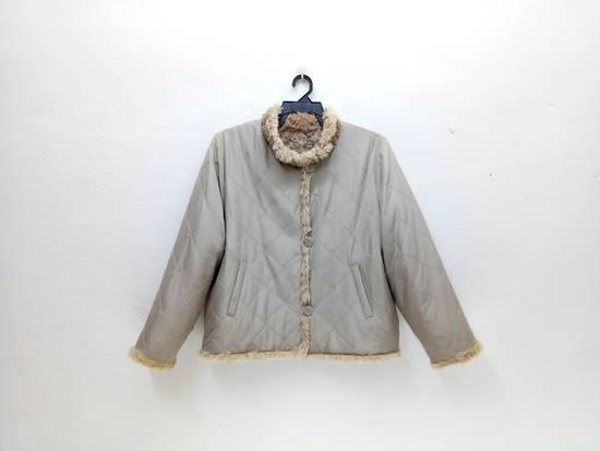 Balmain Vintage Balmain Paris Fur and Silk Reversible Jacket RARE Design Size US L / EU 52-54 / 3 - 3