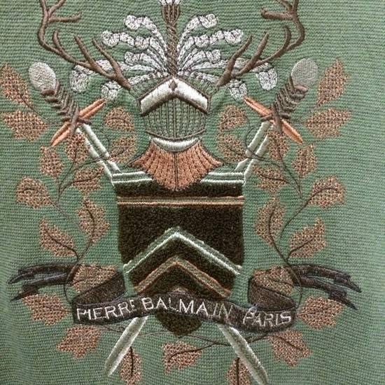 Balmain Pierre Balmain Crewneck Size US M / EU 48-50 / 2 - 1