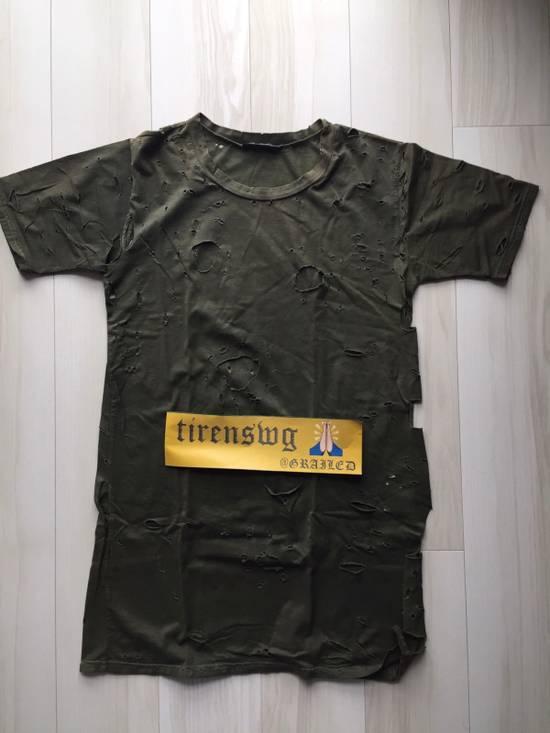 Balmain Balmain Christophe Decarnin Era Shotgun T Shirt Size US S / EU 44-46 / 1