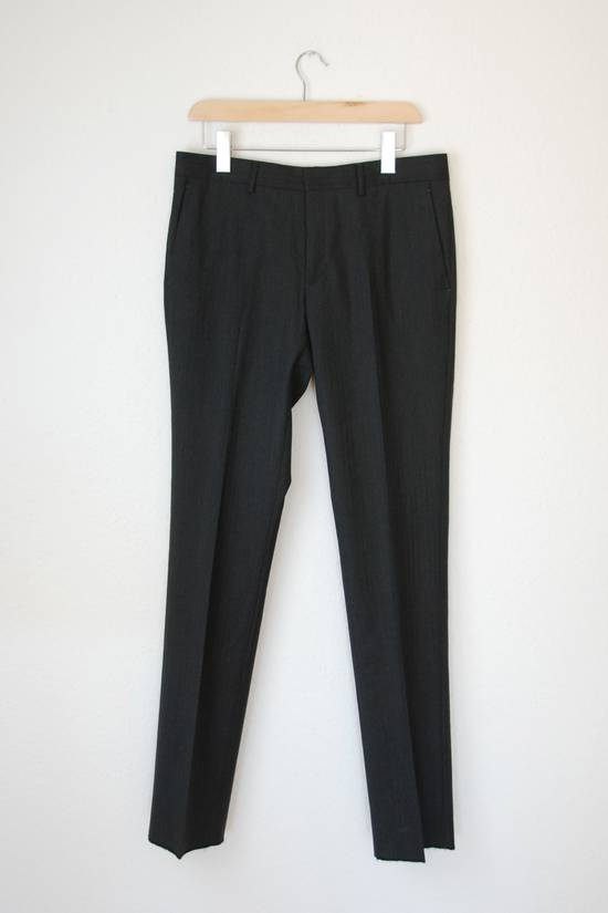 Givenchy 100% wool slim fit grey pants Size US 32 / EU 48 - 3