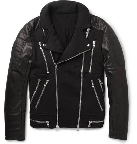 Balmain Biker Jacket Size US S / EU 44-46 / 1 - 1