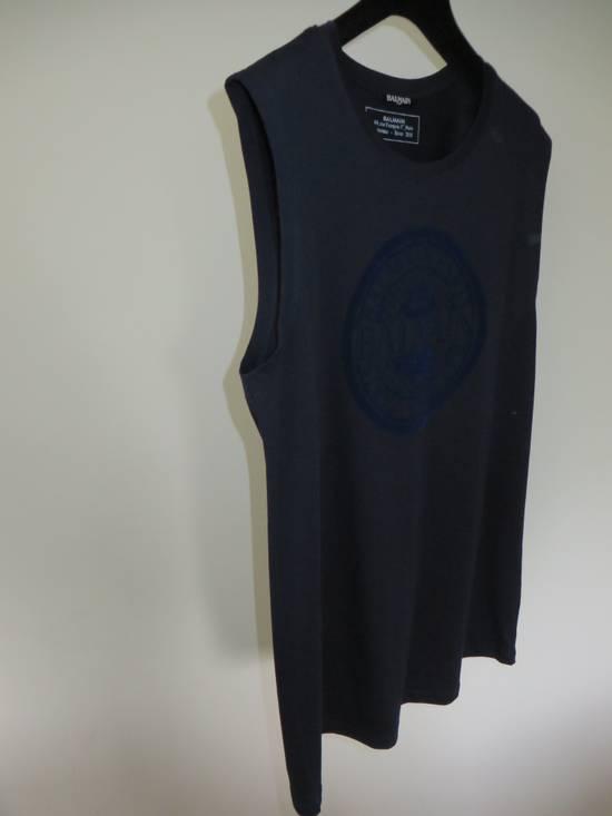 Balmain Logo print tank-top Size US S / EU 44-46 / 1 - 3