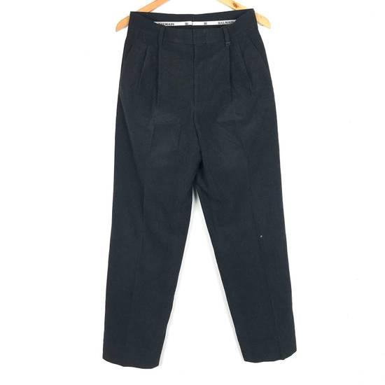Balmain 🔥NEED GONE TODAY🔥 Black Balmain Slack Pant Cotton Pant Casual Pant Size US 29