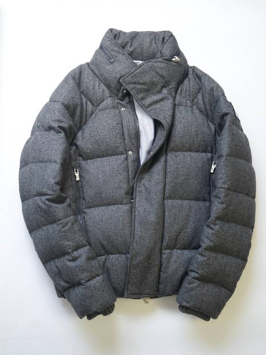 Thom Browne RARE COLLECTOR'S ITEM Gamma Bleu By Thom Browne Wool Glen Plaid Down Jacket Size US L / EU 52-54 / 3 - 1