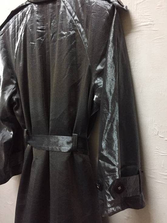 Givenchy Long Jacket Button Satin By Givency Size US M / EU 48-50 / 2 - 3