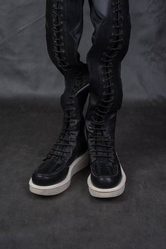 Givenchy AW11 extra high boots Size US 11 / EU 44 - 3