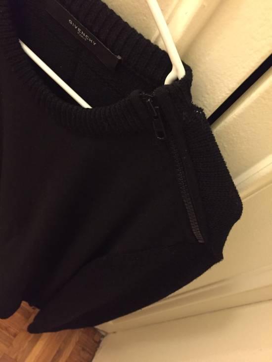 Givenchy Givenchy Black Zipper Sweater Size US L / EU 52-54 / 3 - 1