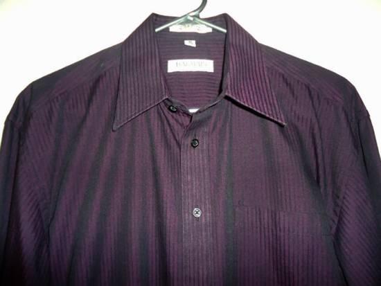 Balmain Button Down Striped Shirt Size US M / EU 48-50 / 2 - 1