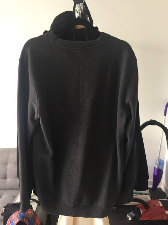 Givenchy LAST DROP Givenchy Doberman Sweater In Dark Grey F/W 13 Size US M / EU 48-50 / 2 - 4