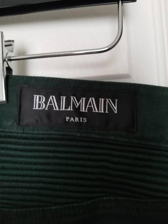Balmain Balmain Cargo Moto Skinny Jeans Size US 28 / EU 44 - 5