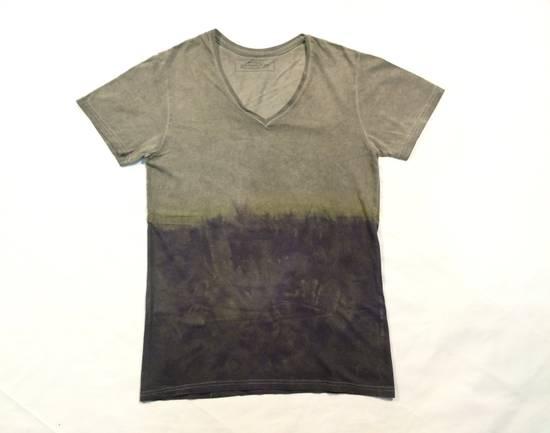 Balmain Auth. BALMAIN Paris Tie Dye Shirt SS 2013 Size US M / EU 48-50 / 2
