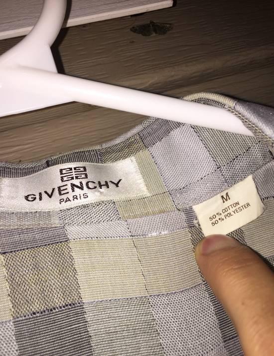 Givenchy Plaid Shirt Size US M / EU 48-50 / 2 - 4