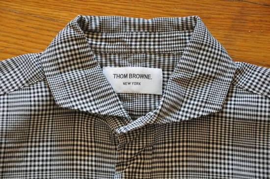 Thom Browne Cutaway Collar Shirt Size US M / EU 48-50 / 2 - 1