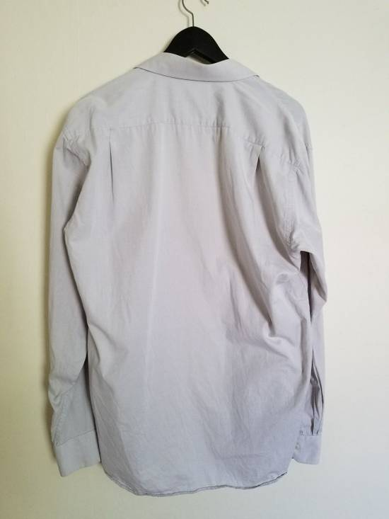 Balmain Last Drop! Vintage Balmain Paris Button Up Down Dress Shirt Size US XL / EU 56 / 4 - 3