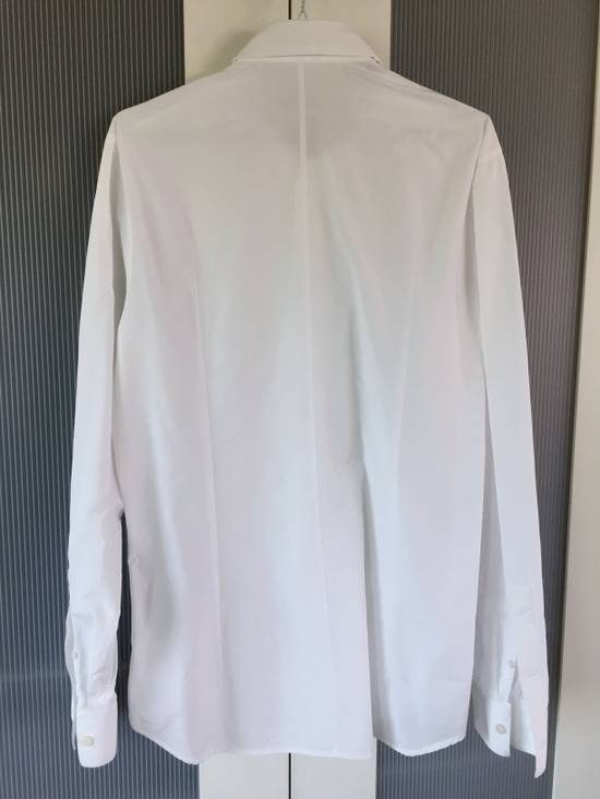 Givenchy Classical white Shirt with branded collar stiffener Size US S / EU 44-46 / 1 - 2