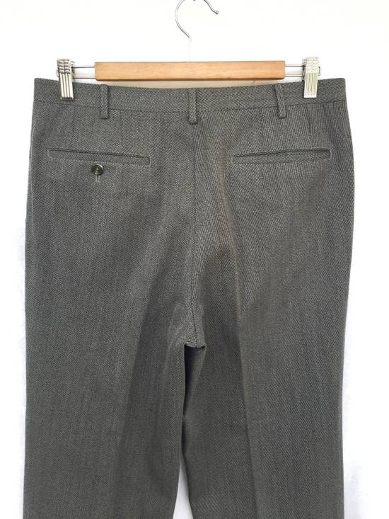 Givenchy [ LAST DROP ! ] Wool Grey Trousers Pants Size US 31 - 5