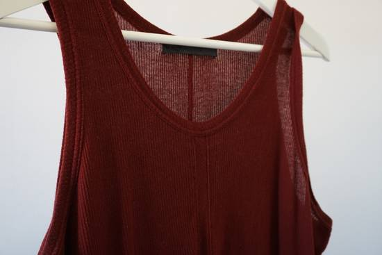 Julius Distressed Tank Top Size US M / EU 48-50 / 2 - 1