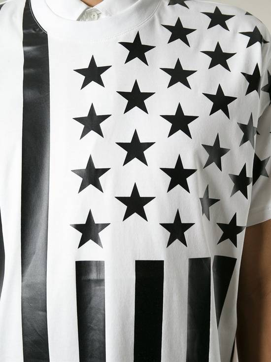 Givenchy Givenchy Stars and Stripes Rottweiler Shark Oversized T-shirt size S (L / XL) Size US S / EU 44-46 / 1 - 5