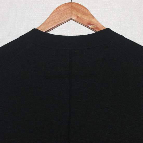 Givenchy Men's Givenchy Love Embroidered Black Cardigan Size S Size US S / EU 44-46 / 1 - 7