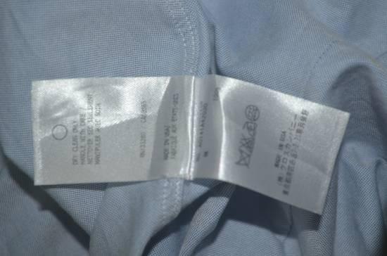Thom Browne Thom Browne Blue Oxford slim fit Dress shirts Size US L / EU 52-54 / 3 - 8