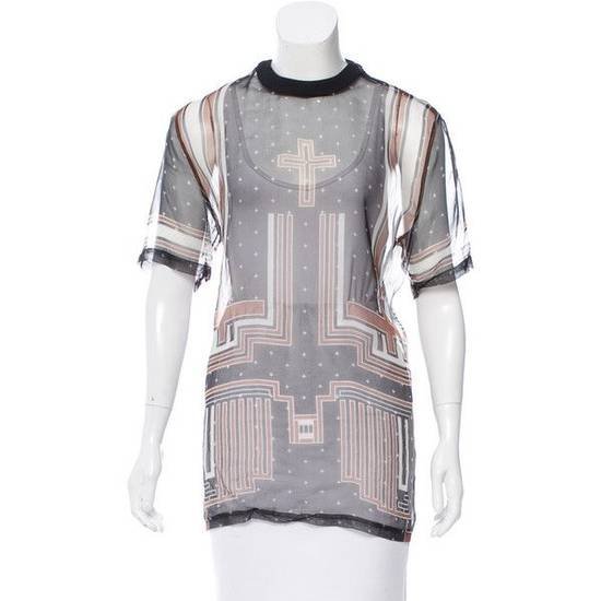 Givenchy Givenchy Cross Print Shirt Size US XS / EU 42 / 0 - 5