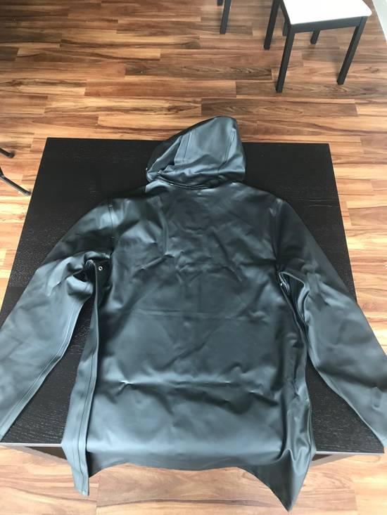 Stutterheim Stockholm Raincoat Black Size US L / EU 52-54 / 3 - 1