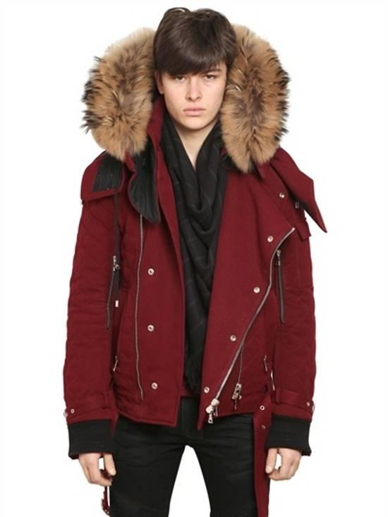 Balmain Balmain Fur Coat Size US L / EU 52-54 / 3