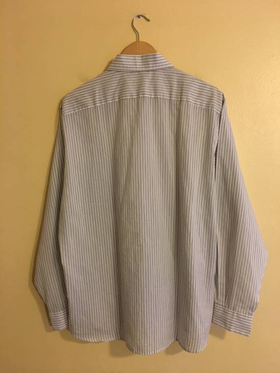 Givenchy Long Sleeve Button Up Shirt Size US L / EU 52-54 / 3 - 1