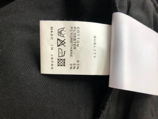 Julius MEN'S BLACK WAXED DENIM JACKET Size US XXL / EU 58 / 5 - 3