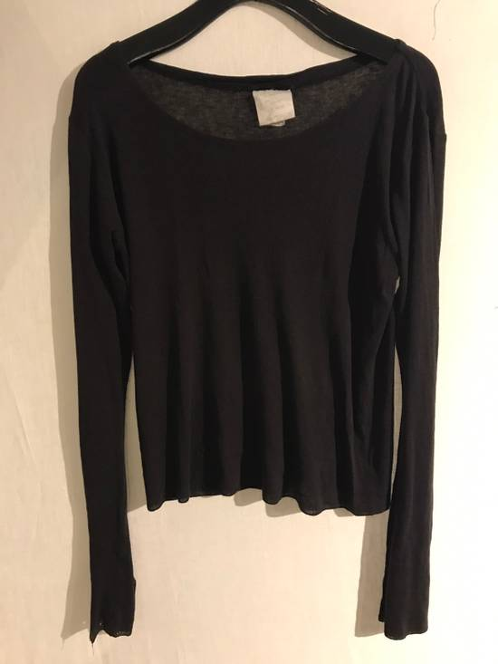 Julius 2004A/W Cropped Sweater Size US XS / EU 42 / 0