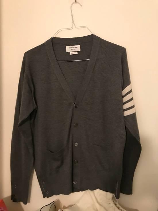Thom Browne Thom Browne Classic Cardigan Size US L / EU 52-54 / 3 - 1